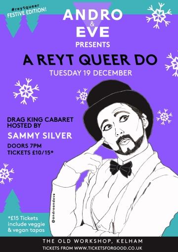 A Reyt Queer Do